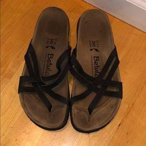 Birkenstock Betula Sandals Sz 37/W6